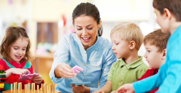 A quel âge un enfant doit-il aller à la crèche ?