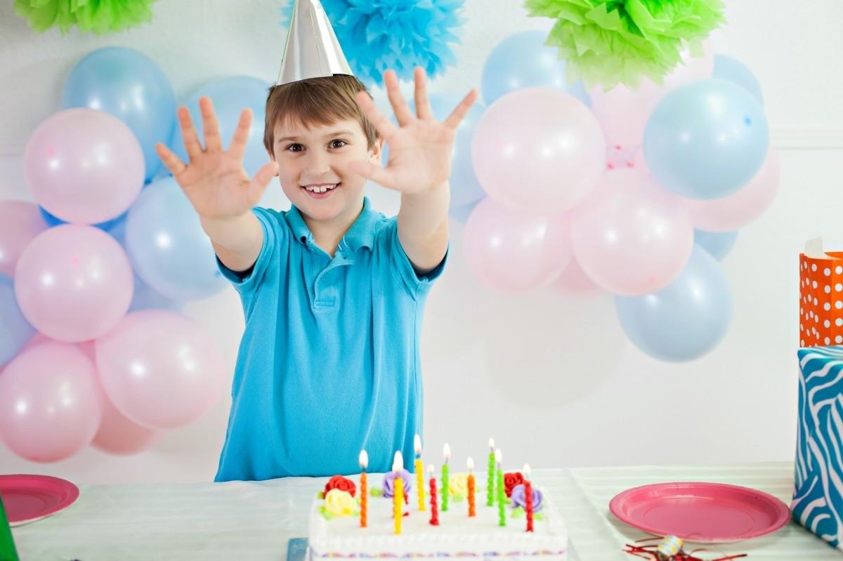 Idées de thèmes pour l'anniversaire d'un garçon de 10 ans