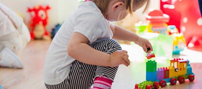 Soyez sélectif dans le choix des jouets de votre enfant