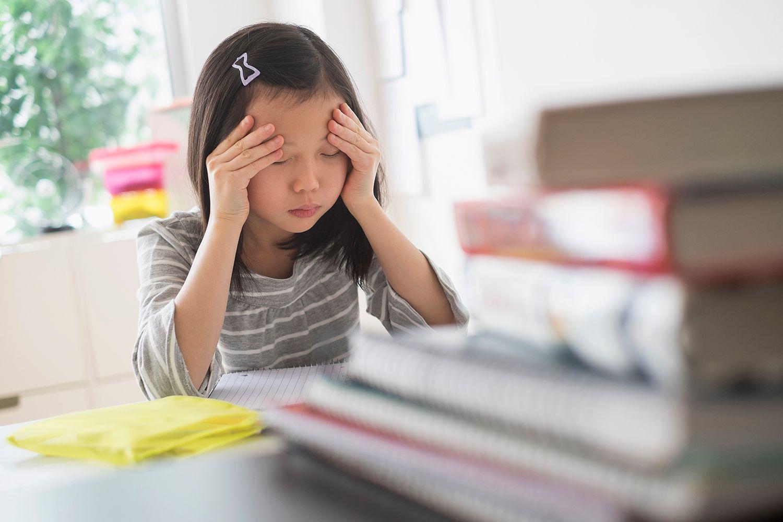 Comment reconnaître que l'enfant est stressé?